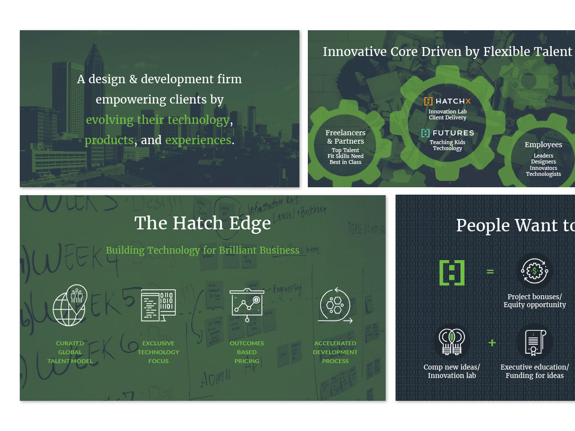 Hatchworks PowerPoint